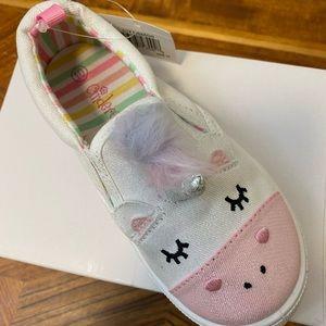 NWT Cinderella Unicorn Sneaker - New in Box